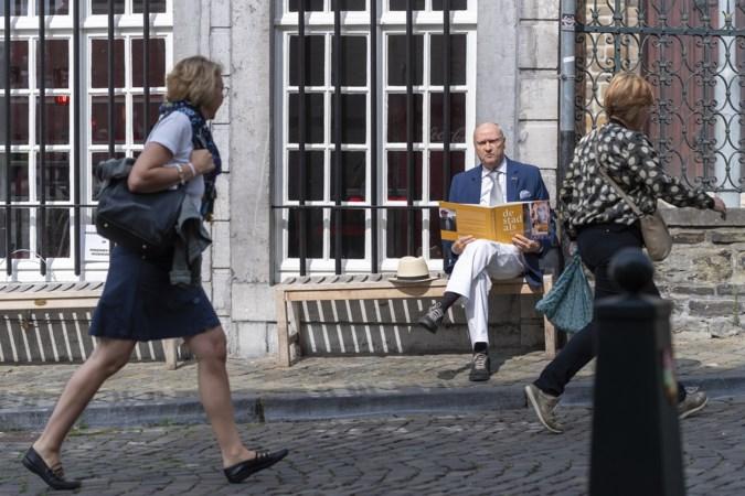 Nico Nelissen (79) uit Maastricht studeert al vijftig jaar op steden: 'Europa verrommelt, dat ziet zelfs een blinde. Tegenwoordig moet alles kritiekloos modern zijn'