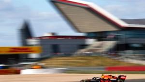 Max Verstappen kent uitstekende generale voor kwalificatie Silverstone