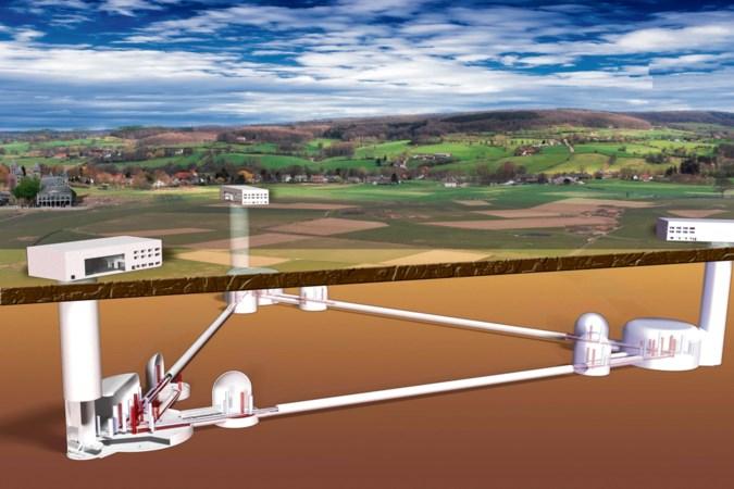 Komst Einstein Telescope naar Heuvelland stap dichterbij, maar concurrentie om twee miljard euro kostend project groeit