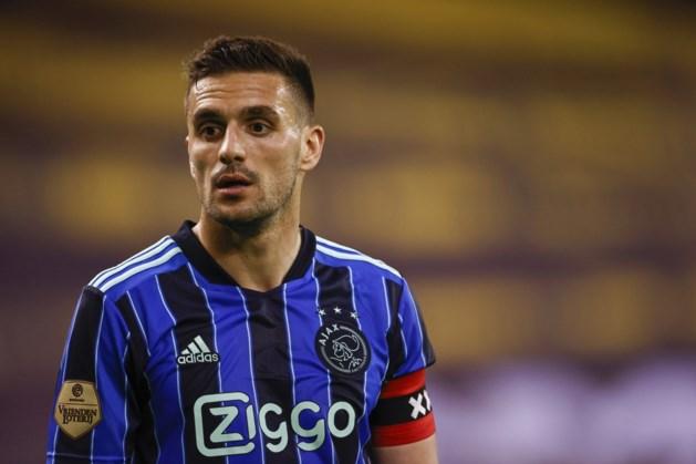 Ajax verlengt contract met aanvoerder Tadic