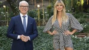 Nieuw seizoen 'Making the cut': Heidi Klum mocht vanwege corona 'televisie-echtgenoot' Tim Gunn niet knuffelen