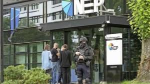 Extra politie op Mediapark wegens 'een melding'