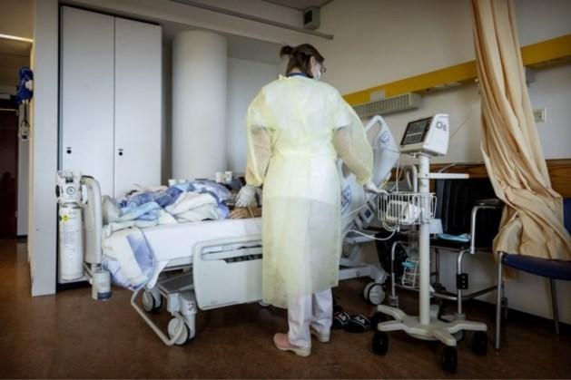 Studie: helft opgenomen coronapatiënten heeft complicaties