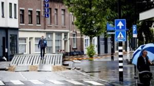 Noodbrug in Valkenburg blijkt alleen geschikt te zijn voor militaire voertuigen