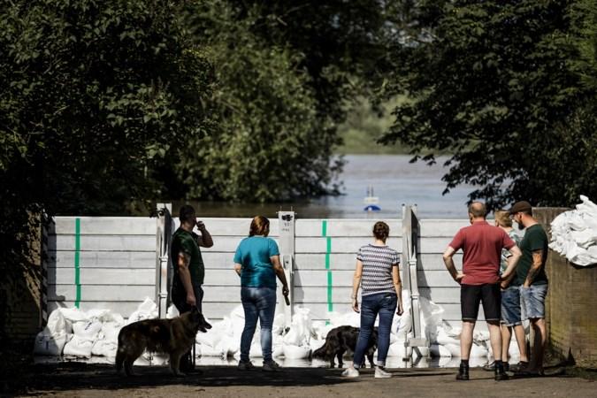 Foutje: ME riep mensen in Arcen op tot evacuatie; moest wellicht in Well zijn