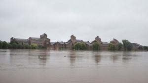 Waterpeil Maas zakt in Zuid-Limburg
