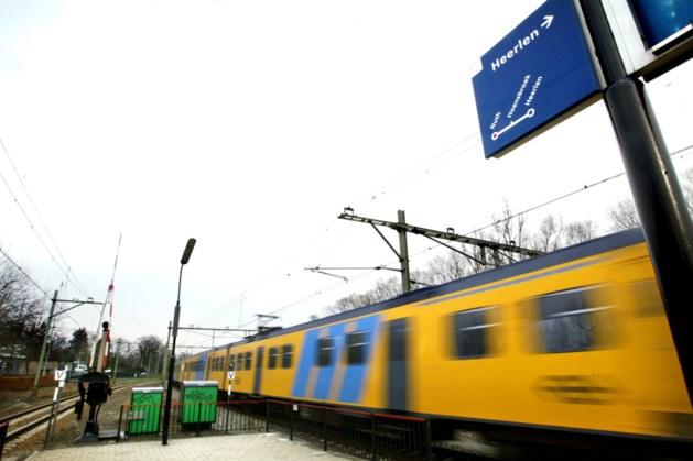Treinverkeer in de provincie grotendeels hersteld