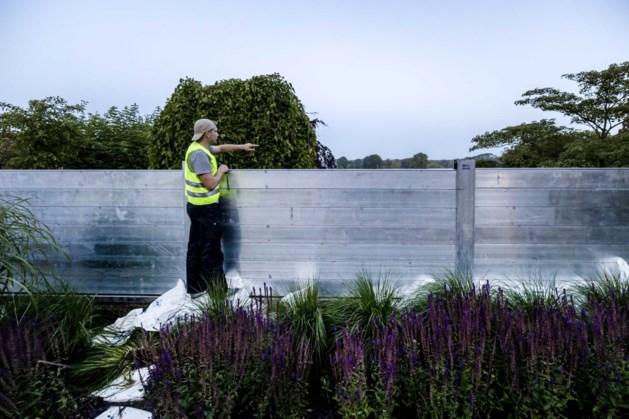 Waterschap bouwt nooddijk bij Boxmeer
