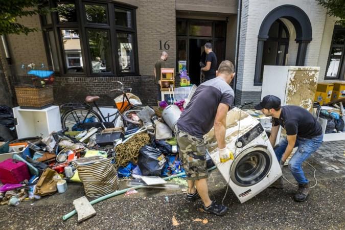 Nederland leeft mee met Limburg: 'Aangeboden hulp is overweldigend'
