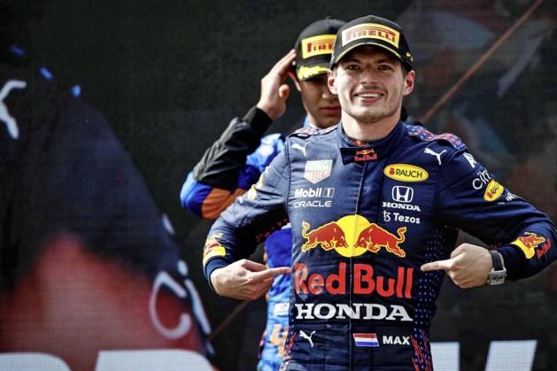 Max Verstappen juicht minder trainingen in Silverstone toe