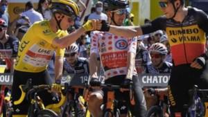 Van Aert completeert unieke Tour-trilogie, tweede eindzege voor Pogacar