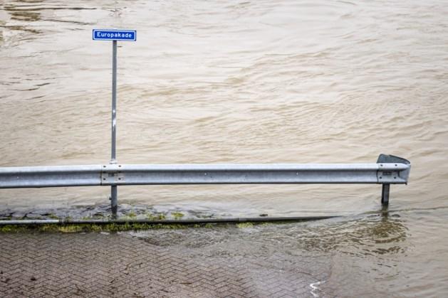 Hoogwater in de Rijn en Waal valt mee