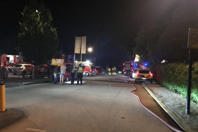 Dode en gewonden bij brand in appartementencomplex Eygelshoven