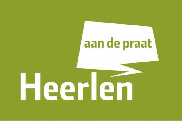 Laatste aflevering 'Heerlen aan de praat' met onder andere Twan Vincken, Frits Pelt en burgemeester Roel Wever
