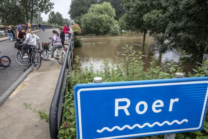 Nu het grootste gevaar in Vlodrop is geweken, kan het dorp weer voorzichtig vooruitkijken: 'Misschien de laatste keer dat ik zoiets meemaak'