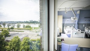 Ziekenhuis Venlo is veranderd in een spookstad