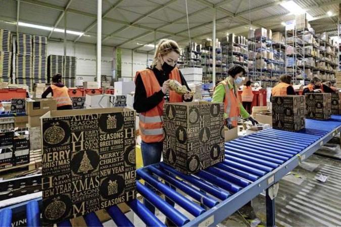Kerstpakketten dit jaar schaarser... en flink duurder
