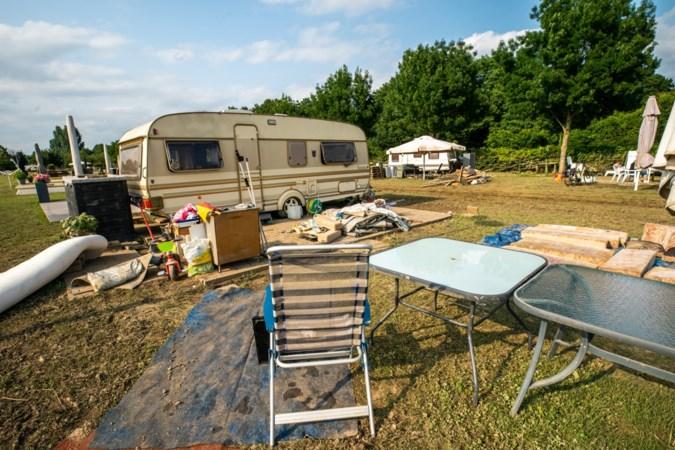 Kampeerders belanden in een nachtmerrie: 'Deze zomer is voor mijn gevoel voorbij'