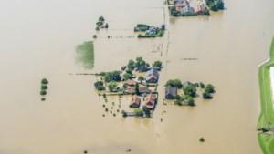 Na het hoogwater: de oogkleppen op, schrobben en nog niet denken aan de toekomst