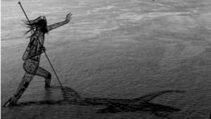 Fotograaf uit Blerick maakt iconische hoogwaterfoto en wil die verkopen voor goed doel