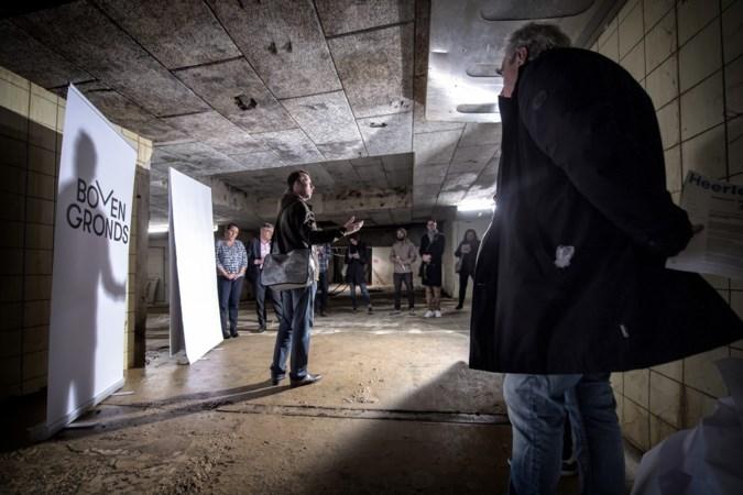 Met een mes op zak: stationstunnel van Heerlen rommelt met je karakter