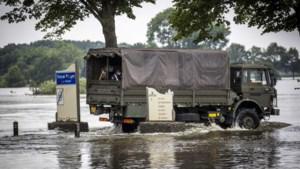 Defensie beëindigt militaire inzet in geteisterd Limburg