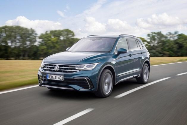 Volkswagen Tiguan: opzij, opzij, opzij