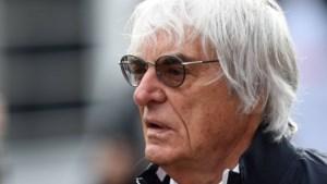 Ecclestone over crash Verstappen: tien seconden voor Hamilton was niet terecht. De straf paste niet bij de misdaad.