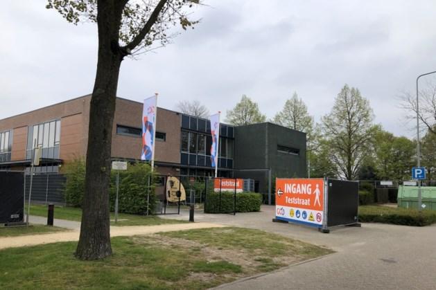 Coronatestlocatie bij sportpark in Nederweert gaat vrijdag weer open