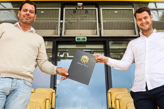 Businessdrukker komend seizoen shirtsponsor Roda JC