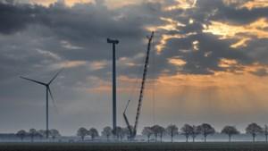 Toestemming voor nieuwe windparken loopt vertraging op