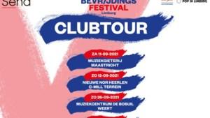 Bevrijdingsfestival maakt toer door Limburg