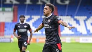 Borussia Dortmund voert druk over Donyell Malen op