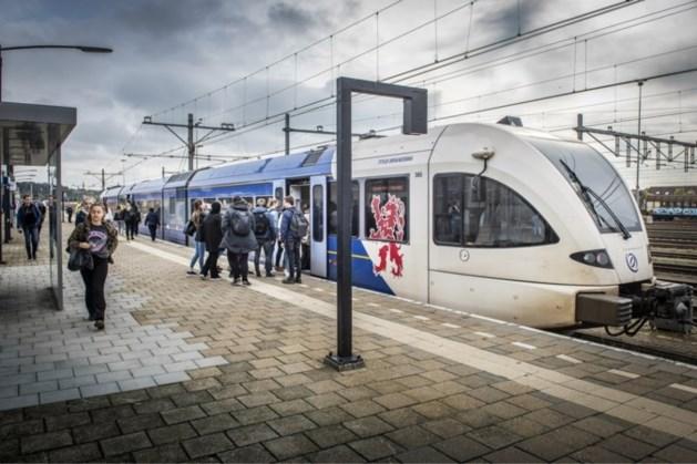 Geen treinen op zondag op Maaslijn door herstelwerkzaamheden