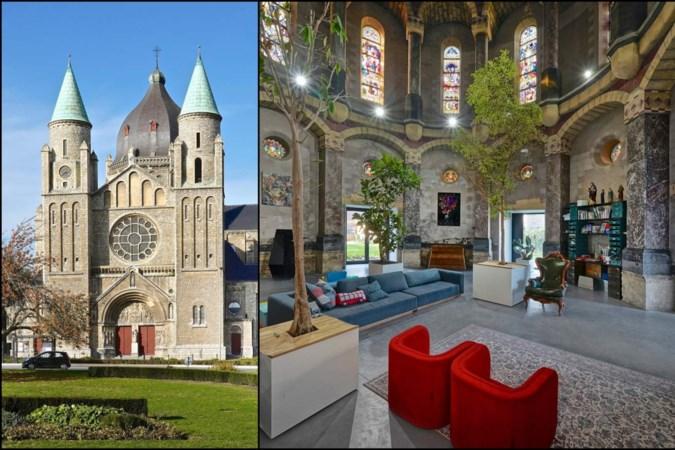 Wonen in deze opgeknapte monumentale kerk in Maastricht, voor 1,9 miljoen kan het