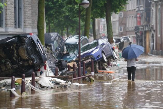 Dag van nationale rouw in België na verwoestend noodweer