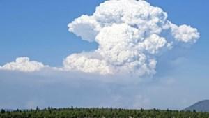 Grote natuurbranden in westen van Verenigde Staten beïnvloeden het weer