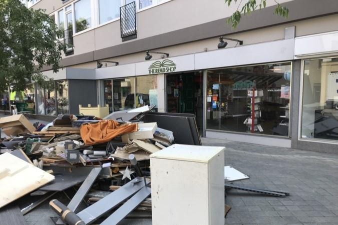 Ondernemer boekhandel The Read Shop Valkenburg stopt nadat vloedgolf zijn zaak na 25 jaar wegspoelt