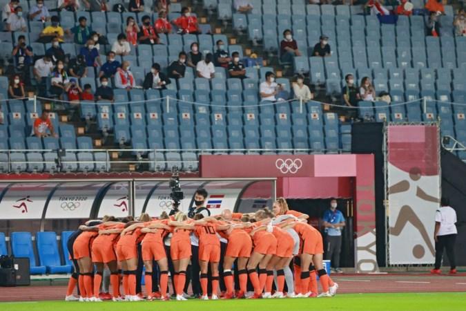 Lege tribunes zorgen voor kille Spelen, medailles niet minder waard