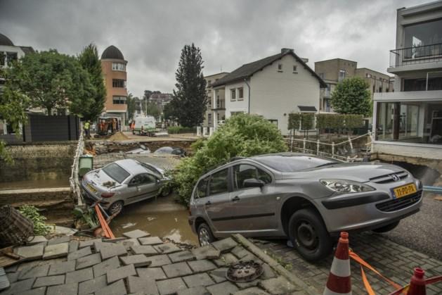 Rode Kruis waarschuwt voor nep-collectanten watersnood Valkenburg