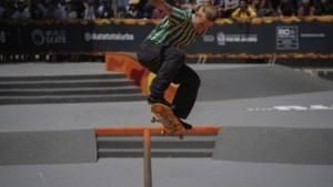 Na vijf jaar trainen ligt olympische droom binnen paar minuten in gruzelementen voor skateboardster Candy Jacobs