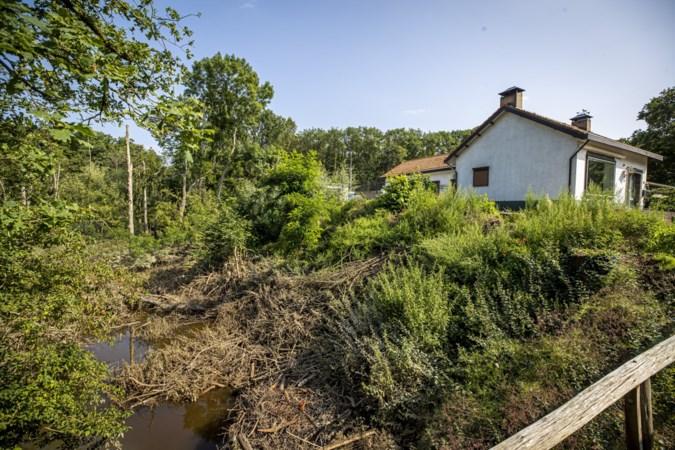 Bewoners van huis bij Schelkensbeek in Reuver kunnen nog niet naar huis