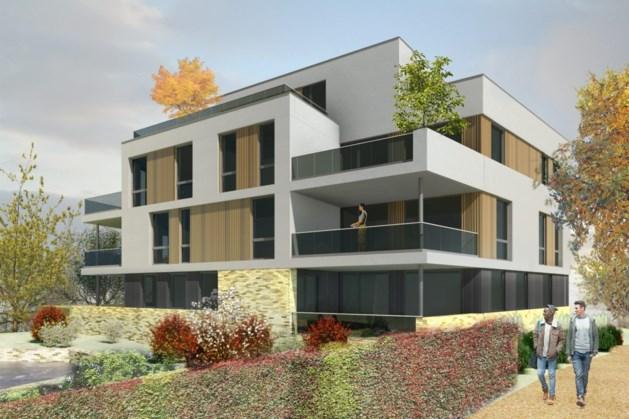 Twaalf nieuwe senioren-appartementen in hartje Gronsveld