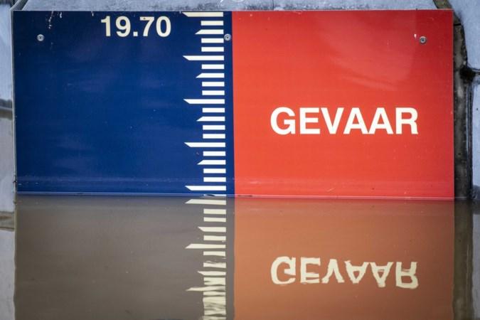 Drie gezinnen uit Haelen mogen nog niet naar huis; retentiebekken vormt risico
