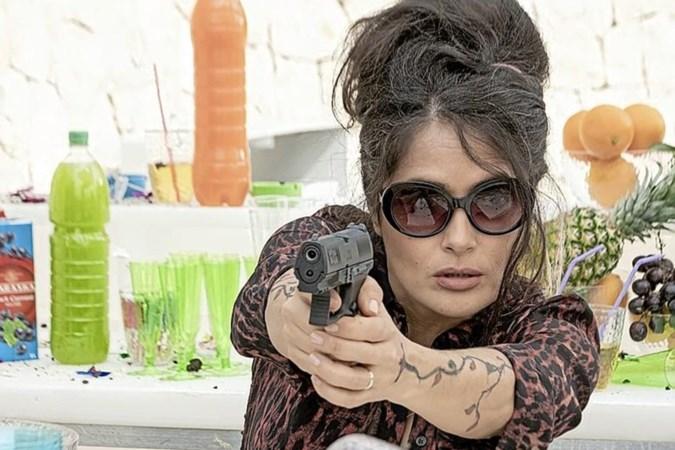 Op de set van 'Hitman' Wife's Bodyguard': wild west in Triëst
