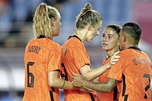 Tienklapper voor Oranje Leeuwinnen op Spelen tegen Zambia