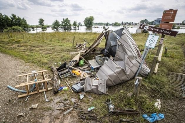 Afvalcontainers geplaatst in De Weerd en Asselt