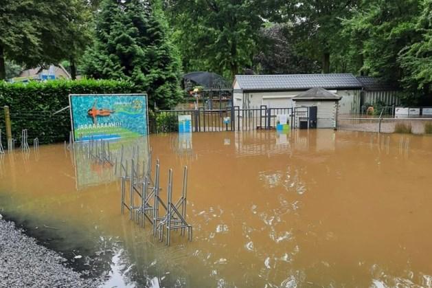 Vrijwilligers gevraagd voor schoonmaken zwembad en speeltuin Weerderhof