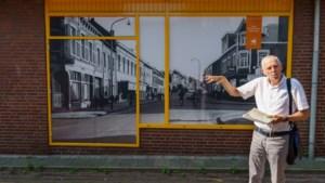 Historische foto's maskeren leegstand en verpaupering in winkelcentrum Echt