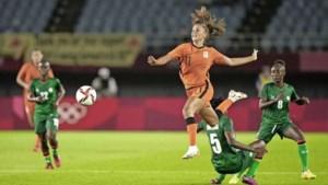 Lieke Martens: 'Een van mijn gekste wedstrijden ooit'